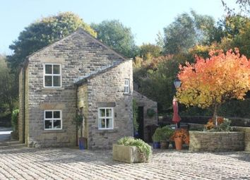 Thumbnail 3 bed detached house for sale in Clough Mill, Slack Lane, Little Hayfield, High Peak