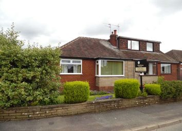 Thumbnail 2 bed bungalow to rent in North Downs Road, Shaw, Oldham