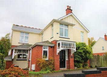 Thumbnail 4 bed detached house for sale in Coed Eva, Cwmbran