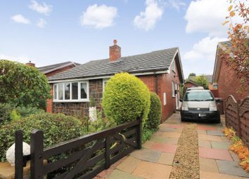 Thumbnail 3 bedroom detached bungalow for sale in Maybury Way, Milton, Stoke-On-Trent