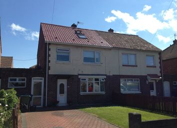 Thumbnail 3 bed semi-detached house for sale in Crieff Grove, Jarrow