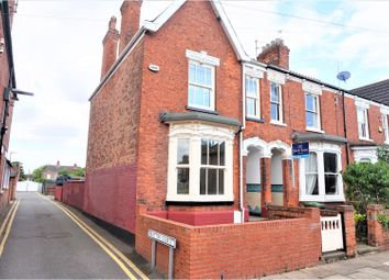 Thumbnail 3 bed end terrace house for sale in Farebrother Street, Grimsby