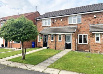 Thumbnail 2 bed terraced house to rent in Almond Grove, South Beach Estate, Blyth