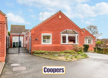 Thumbnail 2 bed detached bungalow for sale in Greenleaf Close, Mount Nod, Coventry