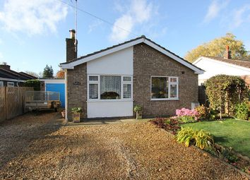 Thumbnail 2 bed detached bungalow for sale in River Lane, Moulton, Spalding, Lincolnshire