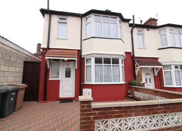 Thumbnail 3 bed end terrace house for sale in Beverley Road, Luton