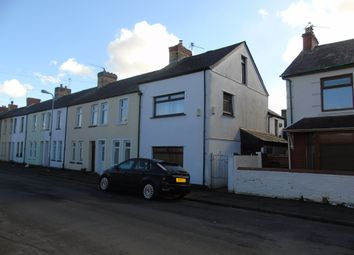 Thumbnail 3 bed end terrace house for sale in Daisy Street, Canton, Cardiff