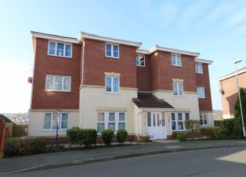 Thumbnail 2 bed flat for sale in Chillington Way, Norton Heights, Stoke On Trent