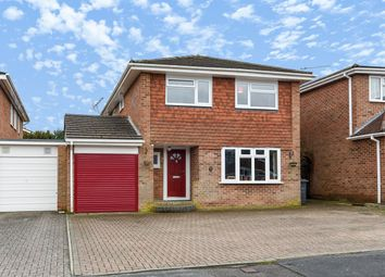 Thumbnail 4 bedroom link-detached house for sale in Sunflower Close, Kempshott, Basingstoke