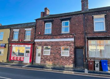 Thumbnail 2 bed flat for sale in Grove Road, Heron Cross, Stoke-On-Trent