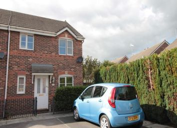 Thumbnail 3 bed semi-detached house to rent in Yarwood Close, Northwich