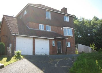 Thumbnail 4 bed detached house to rent in Hoover Close, St Leonards-On-Sea