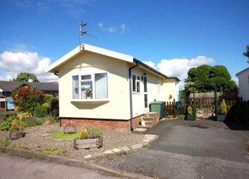 Thumbnail 2 bedroom mobile/park home for sale in Sea View Residential Park, Bank Lane, Warton