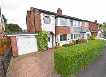 Thumbnail 3 bed semi-detached house for sale in Coral Road, Cheadle Hulme, Cheadle
