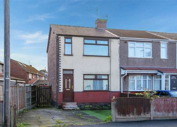 Thumbnail 2 bed end terrace house for sale in Oxford Street, Widnes, Cheshire