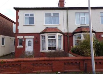 Thumbnail 3 bed semi-detached house for sale in Worsley Avenue, Blackpool, Lancashire