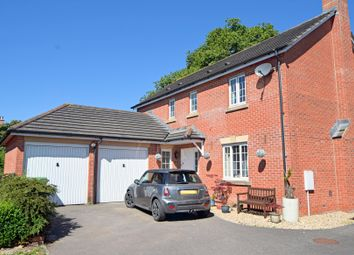 Thumbnail 4 bed detached house for sale in Cornflower Close, Willand