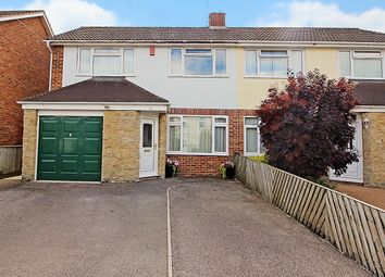 Thumbnail 4 bed semi-detached house for sale in Frogmore Road, Westbury