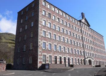 Thumbnail 1 bed flat to rent in Strude Mill, Alva