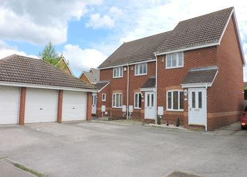 Thumbnail 2 bed end terrace house for sale in Brookend Drive, Barton Le Clay