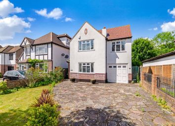 Thumbnail 3 bed detached house for sale in Petts Wood Road, Orpington
