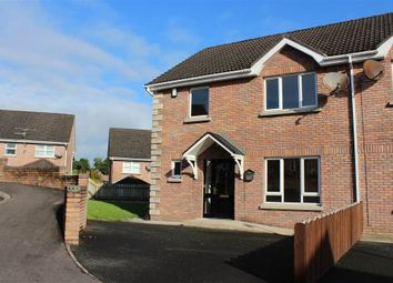 Thumbnail 3 bed semi-detached house for sale in Bracken Close, Newry