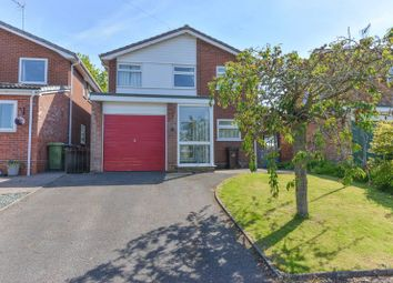 Thumbnail 4 bed detached house for sale in Hartlands Road, Eccleshall, Stafford