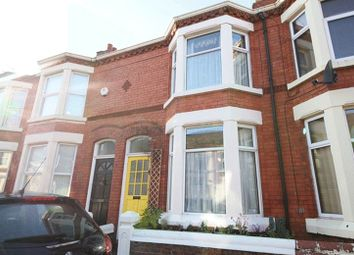Thumbnail 3 bed terraced house for sale in Micklefield Road, Wavertree, Liverpool