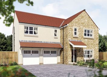 """Thumbnail 5 bed detached house for sale in """"The Strathyre """" at Hamilton Road, Larbert"""