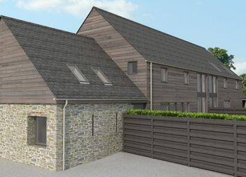 Thumbnail 3 bed semi-detached house for sale in Pippin, Lower Newton Barns, Kinnersley, Hereford