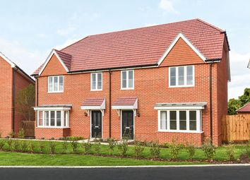 "Thumbnail 4 bedroom semi-detached house for sale in ""The Hawthorn"" at Brimblecombe Close, Wokingham"