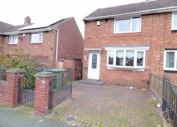Thumbnail 2 bed semi-detached house to rent in Hawkesley Road, Sunderland