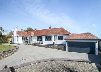 Thumbnail 4 bed detached bungalow for sale in Ballaoates Road, Braddan, Isle Of Man