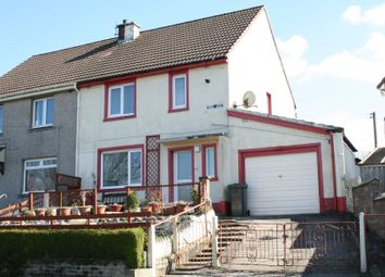 Thumbnail 3 bed semi-detached house for sale in 13 Chain Road, Creetown