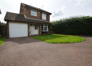 3 bed detached house for sale in Rea Close, Northampton, Northamptonshire NN4