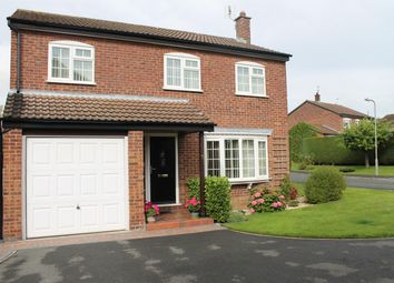 Thumbnail 4 bedroom detached house for sale in Apple Garth, Easingwold, York