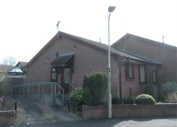 Thumbnail 2 bedroom semi-detached bungalow to rent in Magnolia Drive, Lutterworth