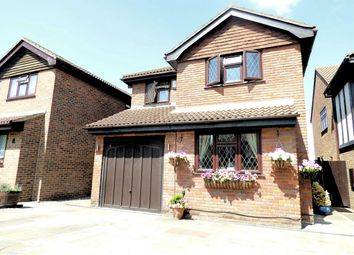 4 bed detached house for sale in Hurlfield, Wilmington, Kent DA2