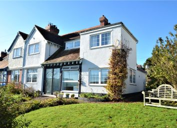 Thumbnail 4 bed semi-detached house for sale in Hele Road, Bradninch, Exeter, Devon