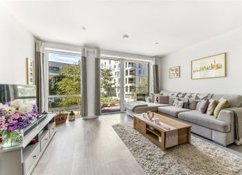 Thumbnail 1 bed flat for sale in Chandlers Avenue, Greenwich, London