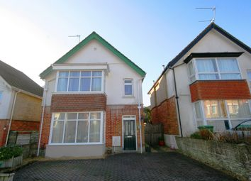 Thumbnail 4 bed detached house for sale in Vale Road, Parkstone, Poole