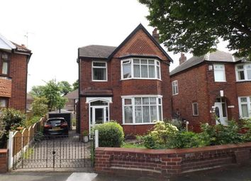 Thumbnail 3 bed detached house for sale in Green Walk, Stretford, Manchester, Greater Manchester