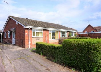 Thumbnail 2 bed bungalow for sale in Greensome Crescent, Stafford