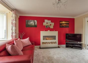 Thumbnail 3 bed detached house for sale in Field Close, Welton, Lincoln