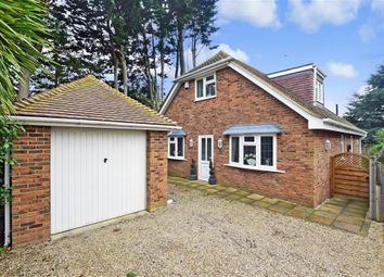 Thumbnail 4 bed bungalow for sale in Strangford Place, Herne Bay, Kent