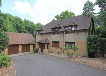 Thumbnail 6 bed property for sale in Chilworth Road, Chilworth, Southampton