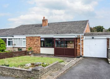 Thumbnail 2 bed semi-detached bungalow for sale in Grange Avenue, Burntwood