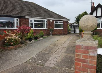 Thumbnail 3 bed semi-detached bungalow for sale in Cridling Place, Cleethorpes
