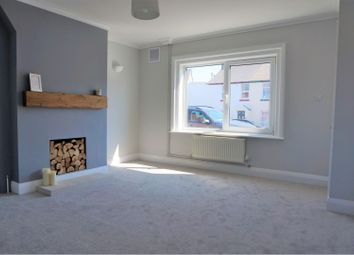 Thumbnail 2 bedroom end terrace house for sale in Avalanche Road, Portland