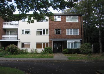 Thumbnail 2 bedroom flat to rent in Athelney Court, Grove Road, Bournemouth